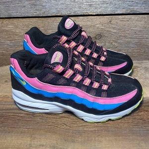 Nike Air Max 95 Kids Girls Running Shoes Y 6.5 W 8